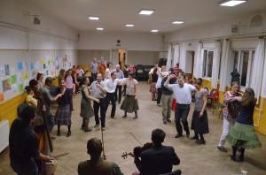 Mezőség táncház a Kontáros együttessel  2014. március