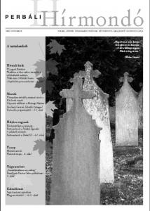 2008. november címlap