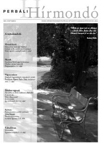 2008. szeptember címlap