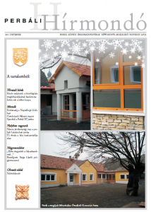 2011. december címlap