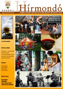 2013. augusztus címlap