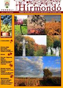 2013. október címlap