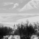 Szt. Anna templom a Nyakas-hegy felől