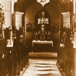Szt. Anna templom még nincs szembemiséző oltár