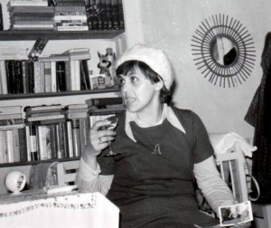 Véghné Dormány Mária 1976-ban