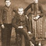 Weber Lőrinc gyermekei