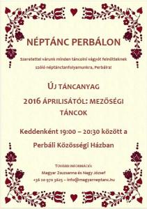 Néptánc Perbálon_2016_mezőségi