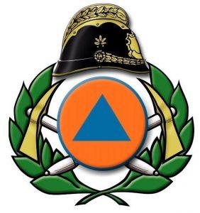 katasztrófavédelem logó