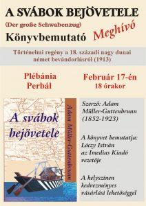 Könyvbemutató 2017. január