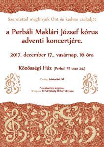 2017 adventi koncert