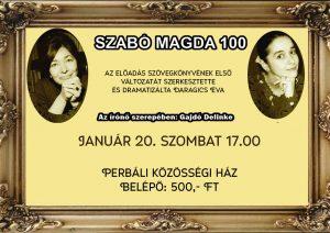Szabó Magda 100 előadás