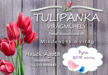 Tulipanka